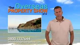 Duncan Advertises The Overseas Property Show
