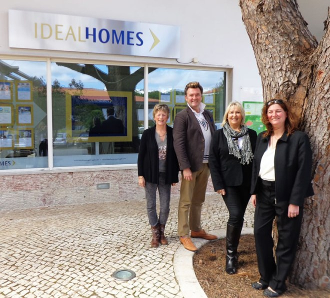The Ideal Homes Rentals Team